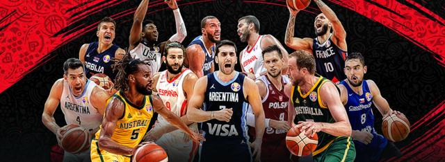 FIBA官网发起MVP投票:塞尔维亚领袖高居榜首 美国仅1人上榜