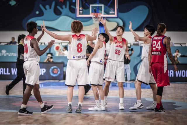 女篮世界杯-日本锁定C组第2 澳大利亚直通八强