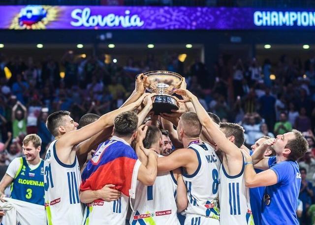 斯洛文尼亚男篮公布22人名单 18岁超新星领衔