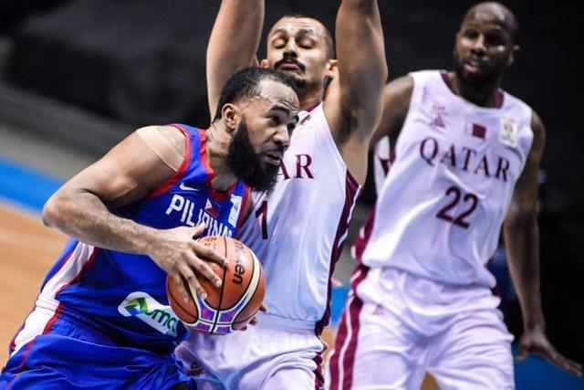 男篮世预赛-菲律宾逆转胜卡塔尔 阿圭拉16+9