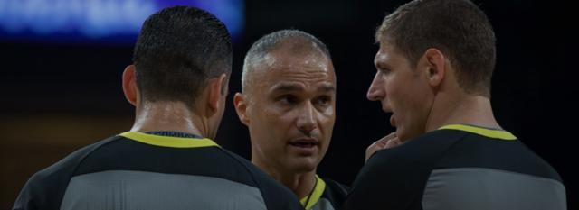 FIBA公布篮球世界杯裁判名单 两名中国裁判入选