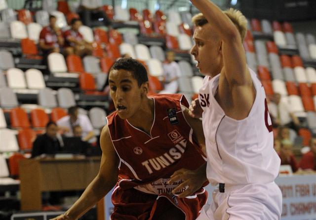 突尼斯得分王期待中国世界杯:我们仍是非洲之王