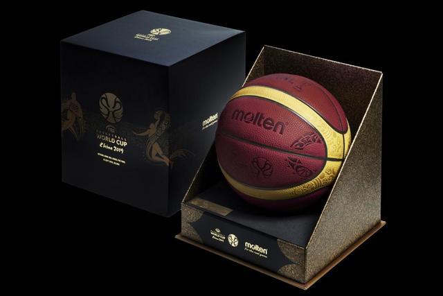 篮球世界杯历史首次发布决赛专属比赛用球 全球限量生产500个