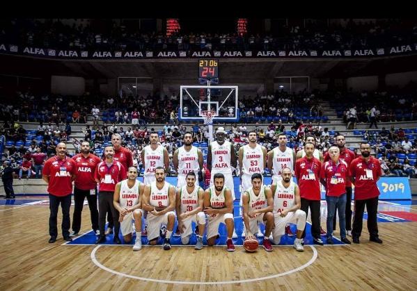 阿拉基回归助力黎巴嫩 FIBA专家:晋级概率很大