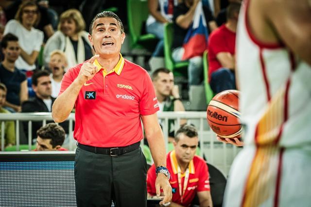 斯卡里奥罗与西班牙续约至2020年 今夏成猛龙助教