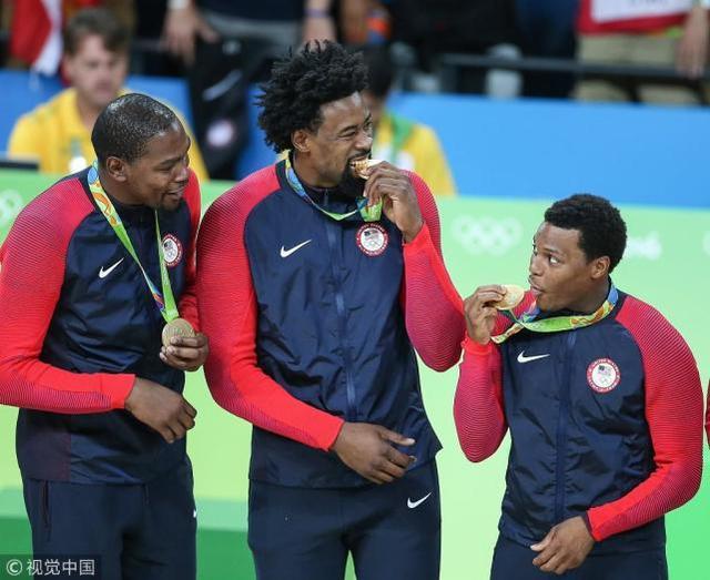 美国男篮公布35人大名单 火箭勇士共7人入选