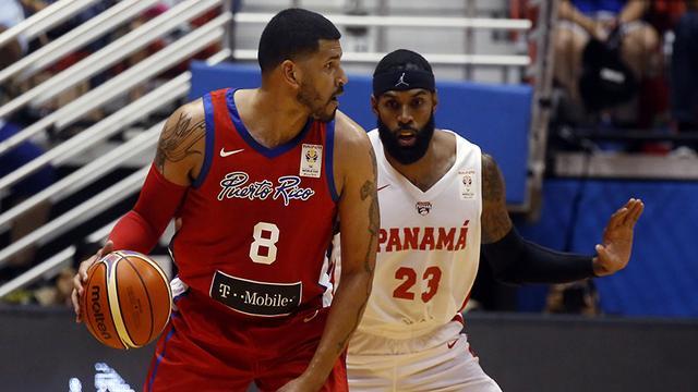 波多黎各老将复出发挥出色 目标杀入男篮世界杯
