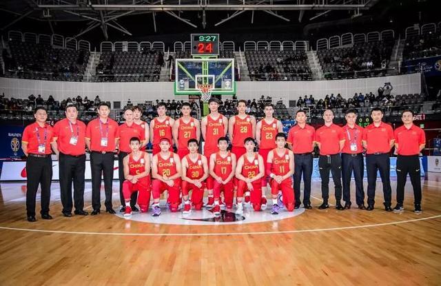 FIBA盛赞男篮红队:具备世界杯级球队的潜质