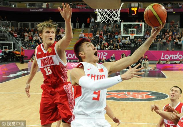 专访基里连科:和中国共建职业联赛?为什么不呢!