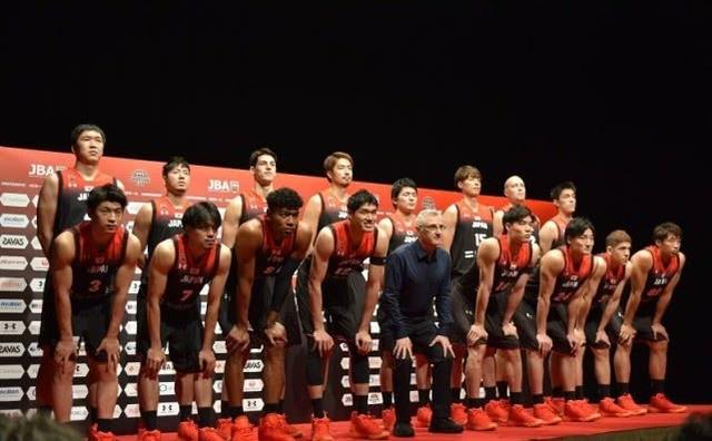八村垒领衔日本男篮集训名单 华裔前锋榜上有名