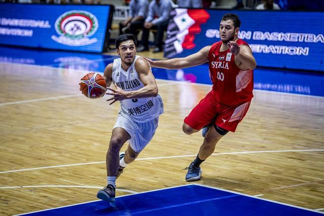 男篮世预赛-新西兰41分大胜叙利亚 4人得分上双