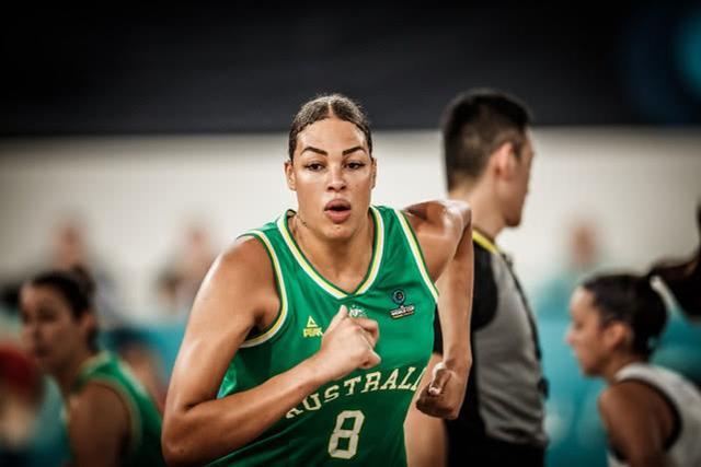 女篮世界杯-澳大利亚狂胜41分 加拿大轻取韩国