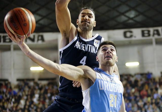 斯科拉对阿根廷男篮功勋卓著:我喜欢世预赛赛制