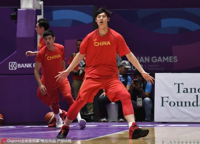 世初赛或迸发的亚运选手 王哲林携卡兹米当选