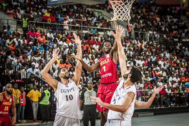 安哥拉新星:国家队提升自己 盼成历史的一部分