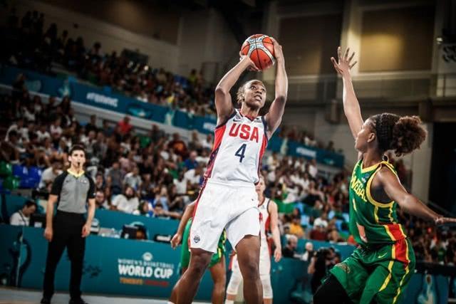 女篮世界杯-美国轻取塞内加尔 比利时狂胜50分