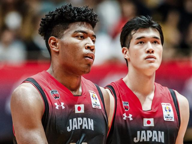 FIBA盛赞日本双子星:天赋实在突出 打法很多