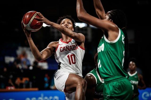 女篮世界杯-加拿大1分险胜尼日利亚 收获第7名
