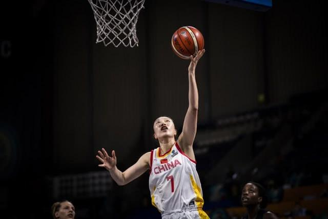 女篮世界杯-中国遭法国逆转获第6 邵婷16分难救主