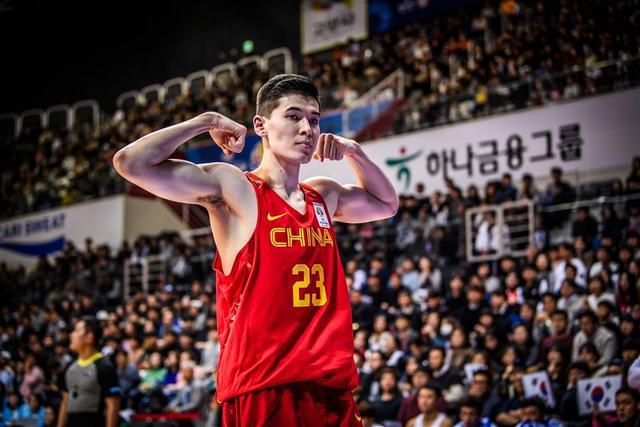 FIBA评世预赛得分手:阿不都是中国最有天赋球员之一