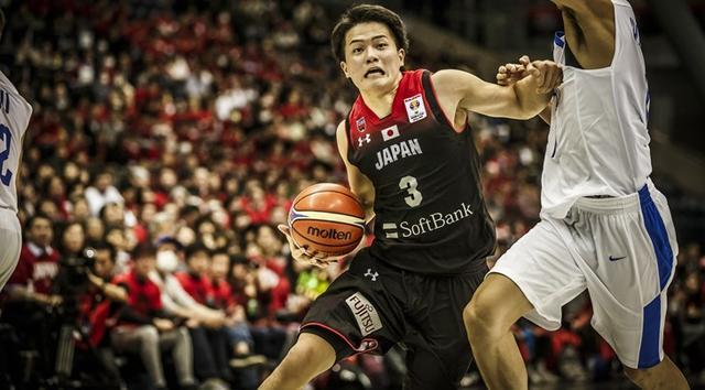 日本神射飙8三分惜败中国台北 出线堪忧无退路