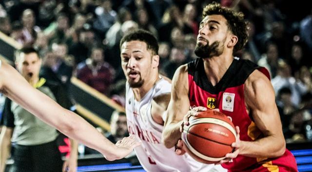 27岁后卫首进德国男篮 率队拼欧洲之王获全胜