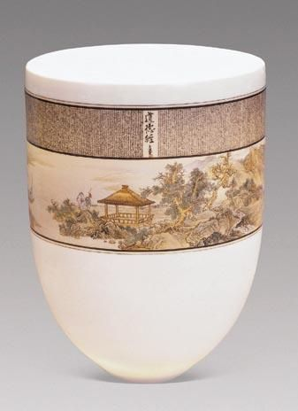 中国当代瓷器只能是国际市场的地摊货吗