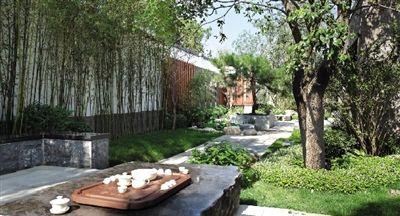 运河边的院子泰禾红御