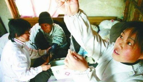医疗卫生和社会保障体系覆盖城乡_综合新闻