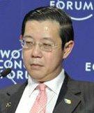 马来西亚 Penang首席部长Lim Guan Eng