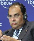 埃及投资部部长Mohieldin