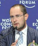 比利时经济和改革部部长 Quickenborne