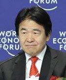世界经济论坛基金董事会董事 Takenaka