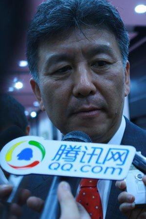 刘积仁 东软应该做成一个国际公司