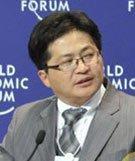 蒙古采矿部副部长 Zorigt