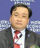 越南副总理 HoangTrungHai