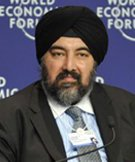 渣打银行亚洲首席执行官 Jaspal S. Bindra