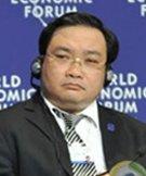 越南副总理 Hoang Trung Hai