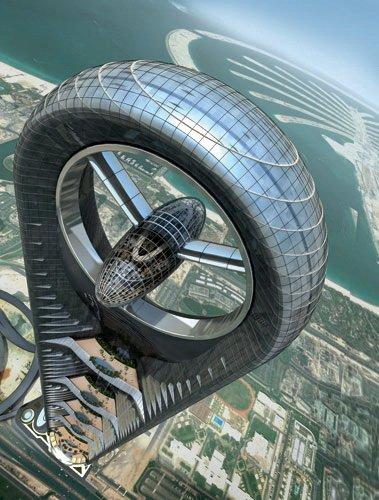迪拜: 只有想不到的,没有做不到的。 - 右边 - 千色天使街