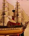 赠送中标者有所有央视主持人签名的帆船