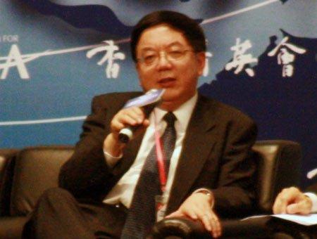 中国国际金融有限公司董事长 李剑阁