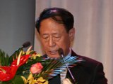 全国工商联副主席胡德平演讲
