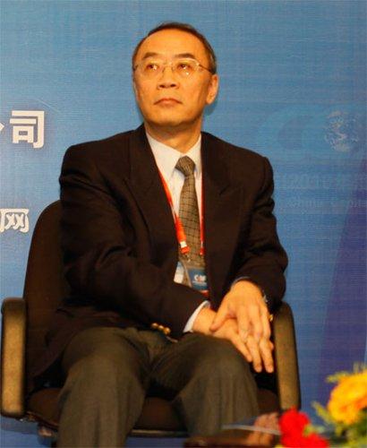 图文:中投公司副总经理汪建熙演讲