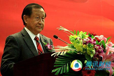 中国经济体制改革研究会名誉会长高尚全