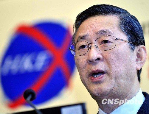 港交所行政总裁:已做好推出人民币产品准备