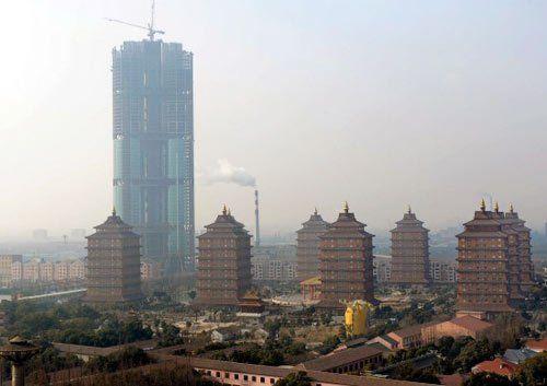 华西村投资25亿元筹建世界第15高楼遭质疑