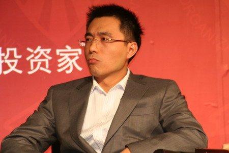 图文:北京龙银富泽投资公司总经理童第轶