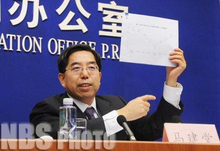 马建堂就2009年国民经济运行情况答记者问
