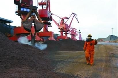 """铁矿石谈判供求双方要""""和为贵"""""""