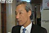 专访韩国贸易部长金正勋
